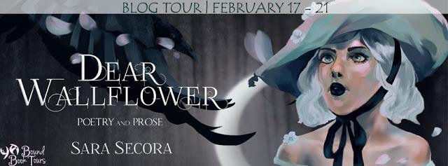 Dear Wallflower tour banner